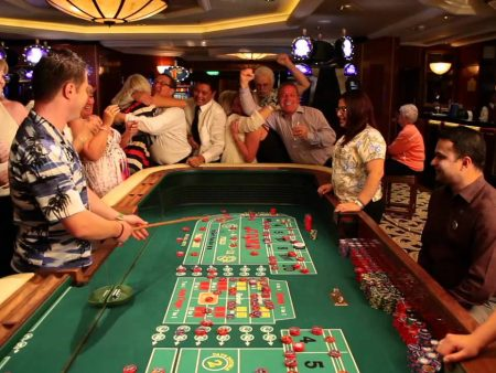 World's Largest Cruise Ship Casinos